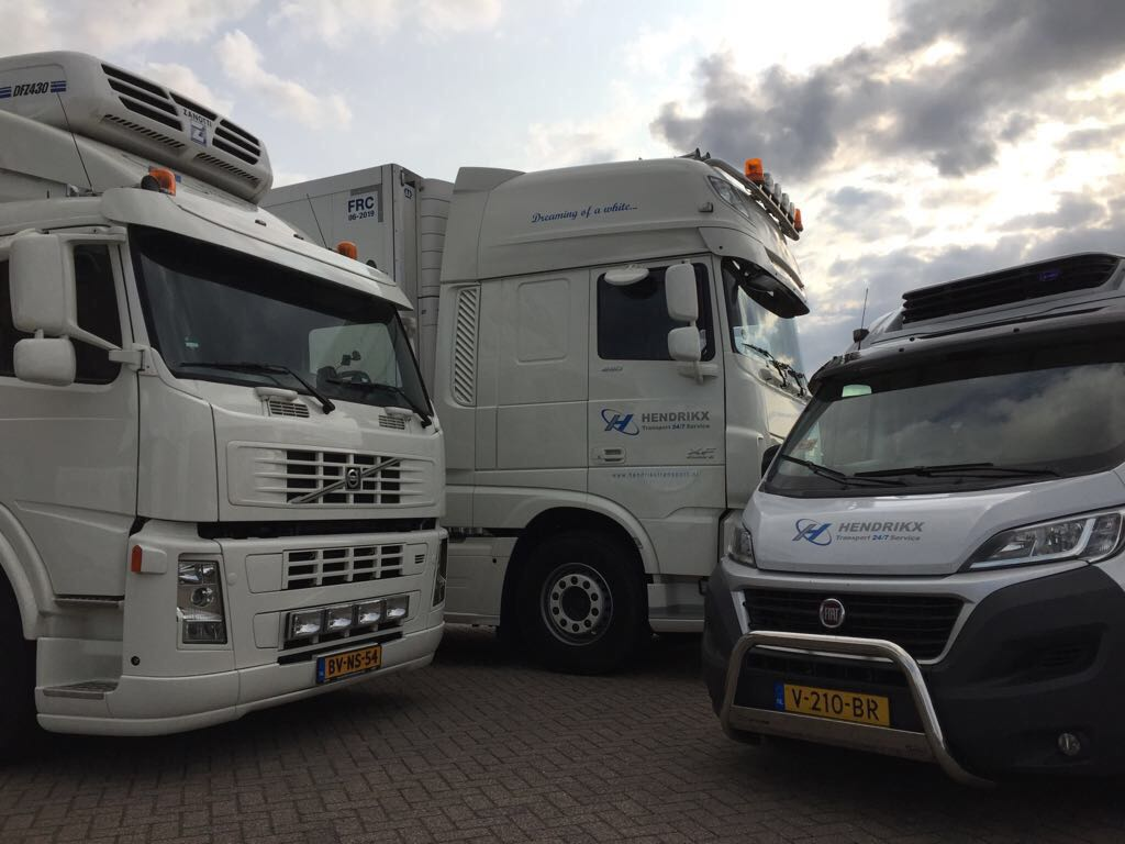Hendrikx Transport 24/7